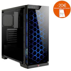 Turbo-X Cerberus GK200 8th gen Desktop (Intel Core i3 8100/8 GB/120 GB SSD/1 TBHDD/GTX 1050)