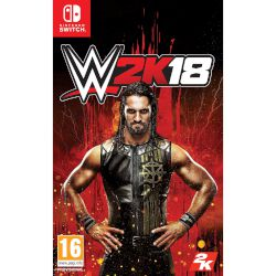 Take2 Interactive WWE 2K18 Nintendo Switch