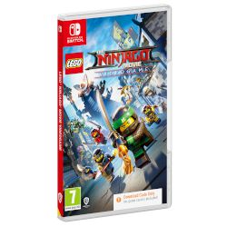 Warner Lego Ninjago : The Movie Nintendo Switch