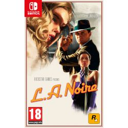 Rockstar Games L.A. Noire Nintendo Switch