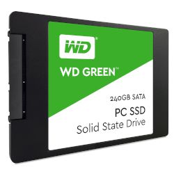 WD SSD Green 240GB