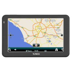 Turbo-X GPS NDrive Route 55 GR&EU Με IPS Οθόνη