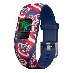 Garmin VÍVOFIT JR. 2 ADJ CAPTAIN AMERICA