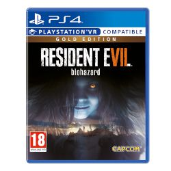 Capcom Resident Evil 7 Gold Edition Playstation 4