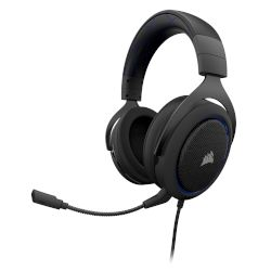 Corsair Gaming Headset HS50 Stereo Blue