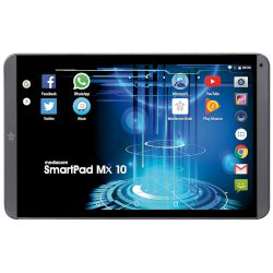 "Mediacom MX 10 HD Tablet 10.1"" 4G Γκρι"