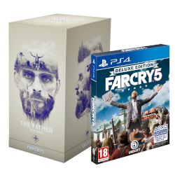 Ubisoft Far Cry 5 Father Collector Edition Playstation 4