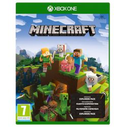 Microsoft Minecraft Explorers Pack Xbox One