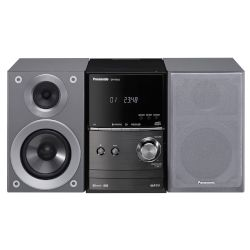 Panasonic Micro Set PM600 Silver