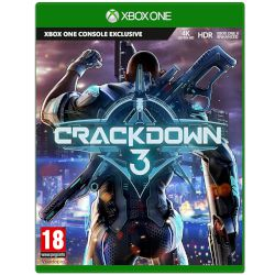 Microsoft Crackdown 3 Xbox One