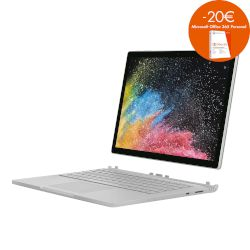 Microsoft Surface Book 2 i5 (7300U) Laptop (Core i5 7300U/8 GB/256 GB/HD Graphics)