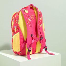 cde6676835 Goomby Τσάντα Σχολική Ανατομική Primo Pineapple