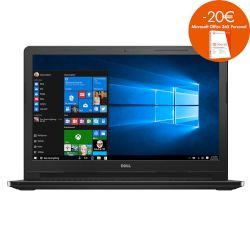 Dell 3567 Pro B2B Inspiron Laptop (Core i3 6006U/4 GB/128 GB/HD Graphics)