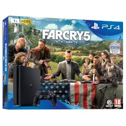 Sony Playstation 4 1 TB + Far Cry 5