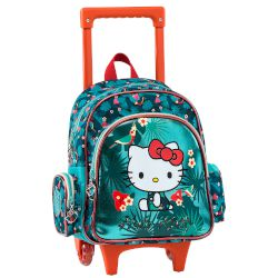 Graffiti Trolley Νηπιαγωγείου Hello Kitty Aloha