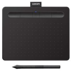 Wacom Intuos Small Pen Black Bluetooth