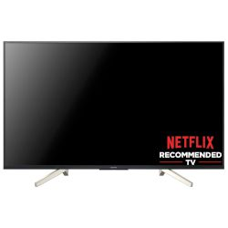 "Sony LED TV KD65XF8505 65"" 4Κ Ultra HD Smart"