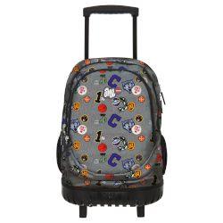 752e27f2dc1 Σχολικές Τσάντες με Ρόδες | Trolley