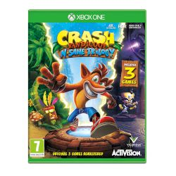 Activision Crash Bandicoot Nsane Trilogy Xbox One
