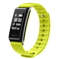 HUAWEI HUAWEI  Band A2 Yellow-green