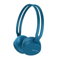 Headphones Bluetooth Sony WHCH400L Μπλε