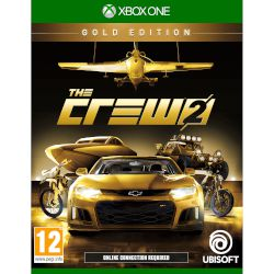 Ubisoft The Crew 2 Gold Edition Xbox One