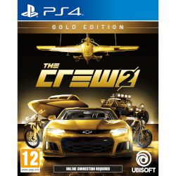 Ubisoft The Crew 2 Gold Edition Playstation 4