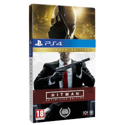 Warner Hitman Definitive Edition Playstation 4