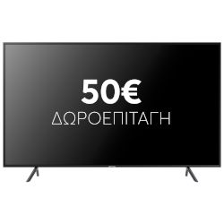 "Samsung LED TV UE65NU7102 65"" 4Κ Ultra HD Smart"
