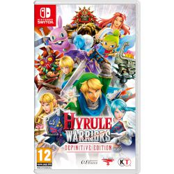 Nintendo Hyrule Warriors Definitive Edition Nintendo Switch