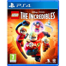 Warner Lego The Incredibles Playstation 4