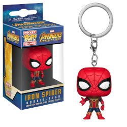 Φιγούρα Funko Pocket POP! Keychain: AIW - Iron Spider