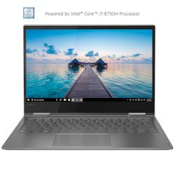 Lenovo Yoga 730 Laptop (Core i7 8550U/8 GB/256 GB/HD Graphics)