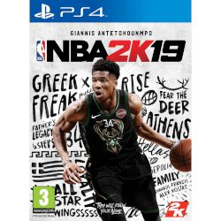 Take2 Interactive NBA 2k19 Playstation 4
