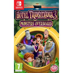 Outright Games Hotel Transylvania 3 Monsters Overboard Nintendo Switch