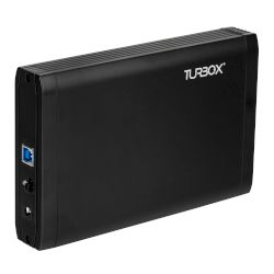 "Turbo-X Θήκη HDD 3.5"" to USB 3.0"