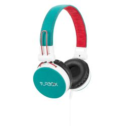 Turbo-X Headphones Berlin Πράσινο
