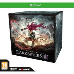THQ Darksiders III Collectors Edition Xbox One