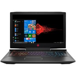 HP 17- an124nv Gaming Laptop (Core i7 8750H/12 GB/256GB SSD + 1TB HDD/GTX 1050 4 GB)