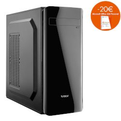 Turbo-X Sphere SK40 Desktop (AMD Athlon Α8 9600/4 GB/1 TB HDD//Radeon R7)