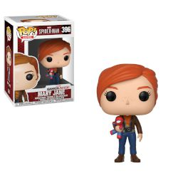 Φιγούρα Funko POP! MARVEL - Mary Jane w/ Plush