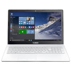 Turbo-X Steel SE PRO MTS White Laptop (Core i3 6006U/4 GB/128 GB/Intel HD Graphics 520)