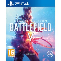 EA Battlefield V Deluxe Edition Playstation 4