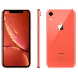 Apple iPhone XR 128GB Coral 4G+ Smartphone