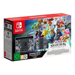 Nintendo Switch Super Smash Bros Limited
