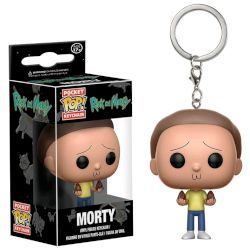 Φιγούρα Funko Pocket POP! Keychain Rick And Morty - Morty