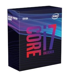 Intel CPU Intel Core i7 9700K 1151/3.6 GHz/