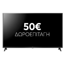"LG LED TV 60UK6200 60"" 4Κ Ultra HD Smart"