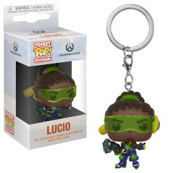 Φιγούρα Funko Pocket POP! Keychain Overwatch - Lucio
