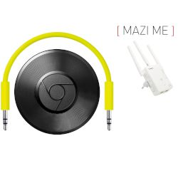 Google Set Chromecast 2 Audio+ Extender WLR-750